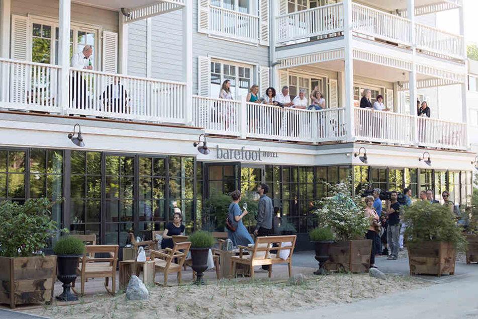 Die Preise für die 57 Zimmer liegen zwischen 90 und 300 Euro.