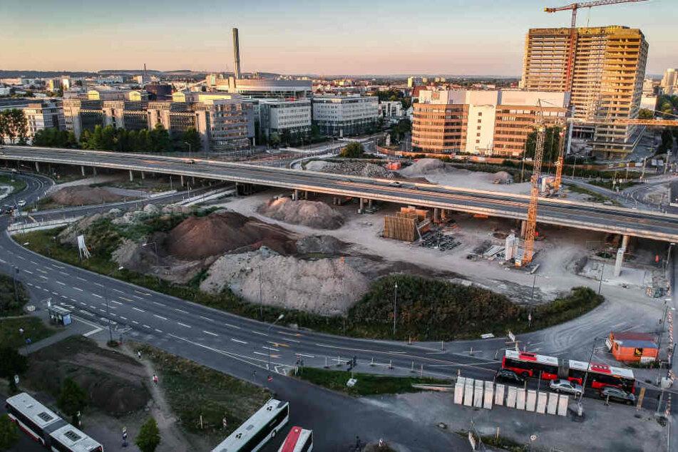 Bis 2020 soll der einstige Kreisvekehr umgebaut werden.