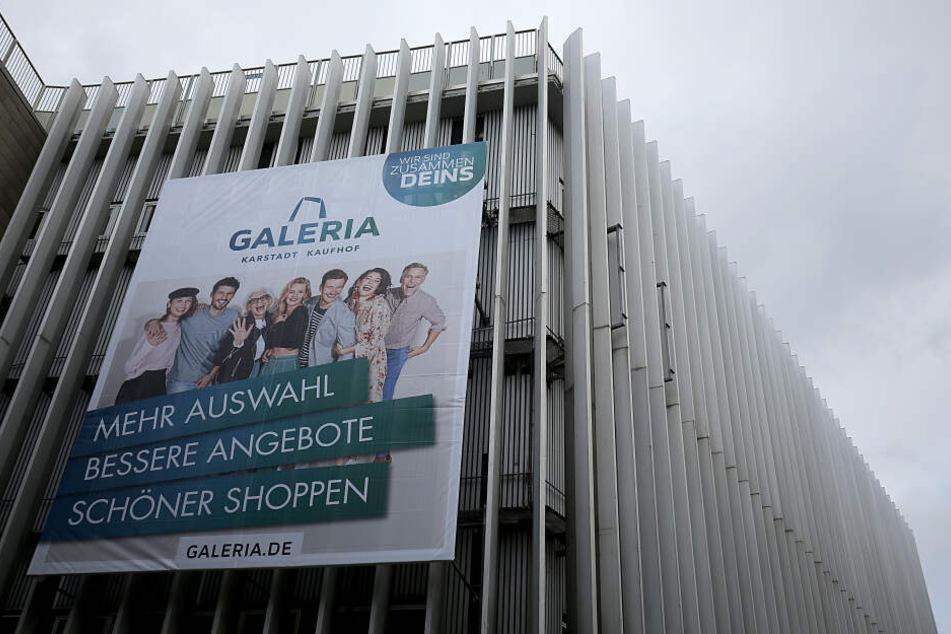 Eine Filiale von Galeria Karstadt Kaufhof in Köln.