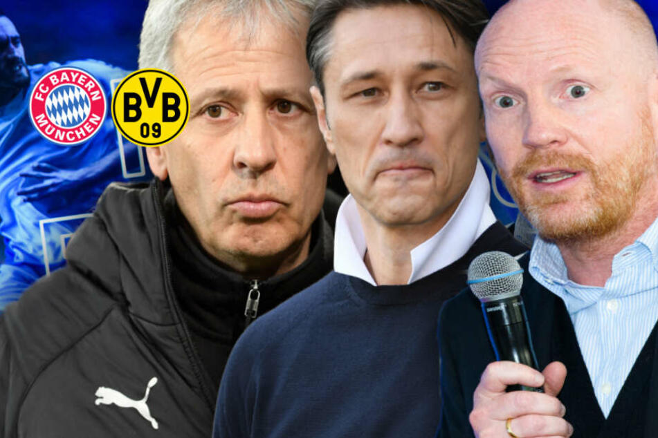 Bayern gegen BVB: Sammer spricht über Trainer Kovac und Favre