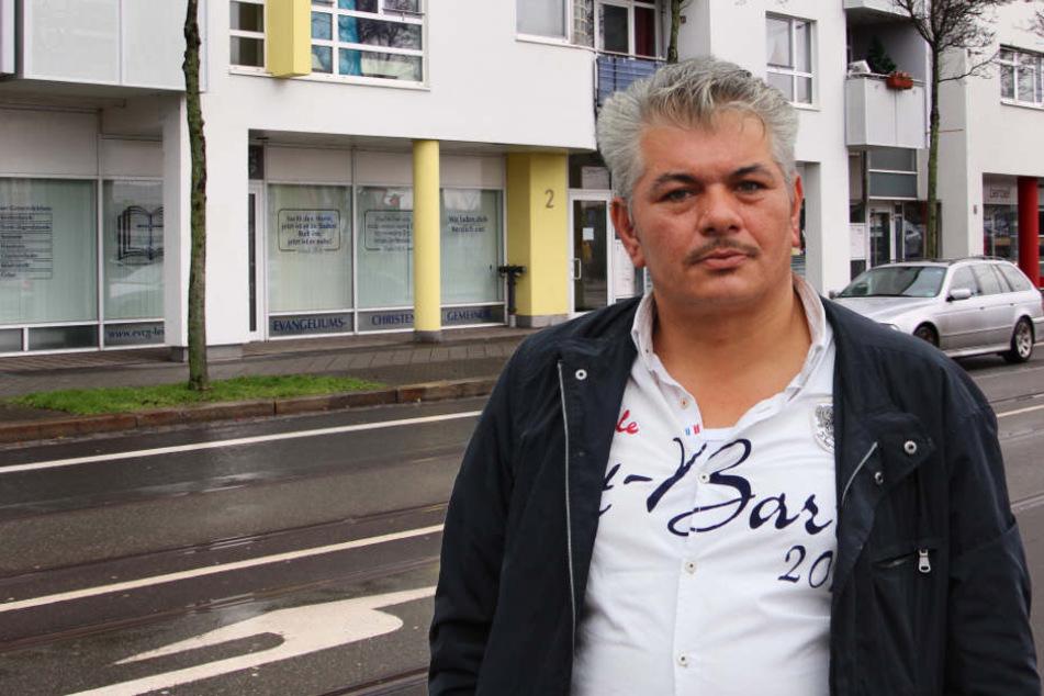 Tragisches Unglück in Leipzig: Kleiner Roma-Junge stirbt nach Gottesdienst