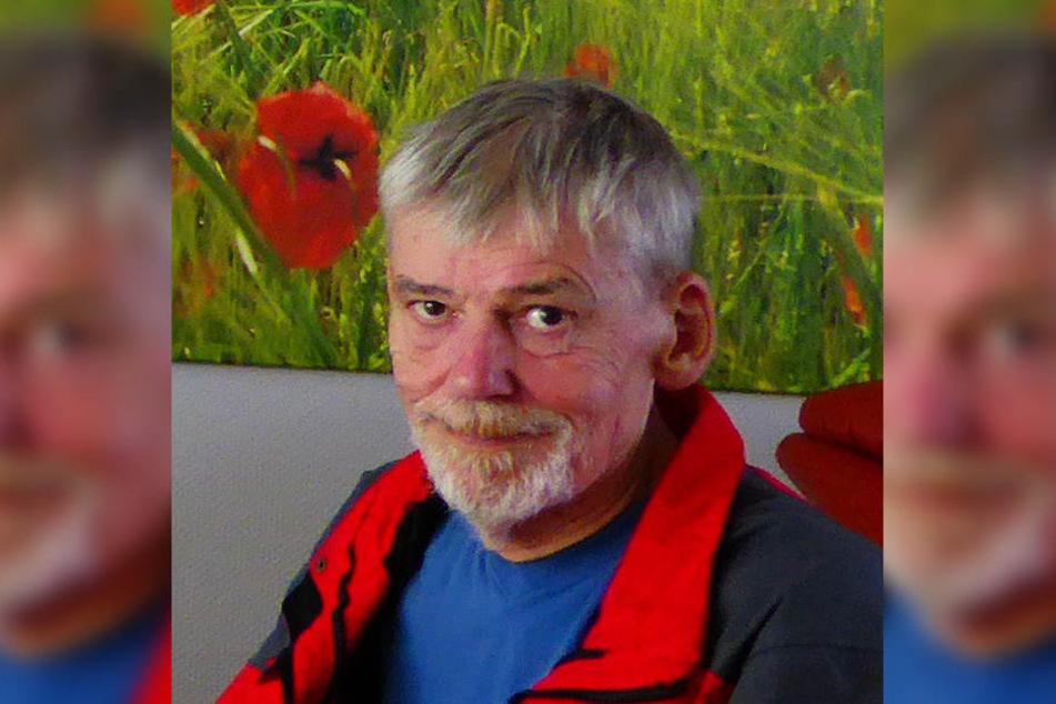 Franz-Werner L. ist vermisst. Die Polizei sucht nach diesem Mann.