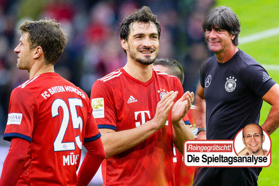 Mit Löws Hilfe: So wird der FC Bayern vor dem BVB Deutscher Meister!