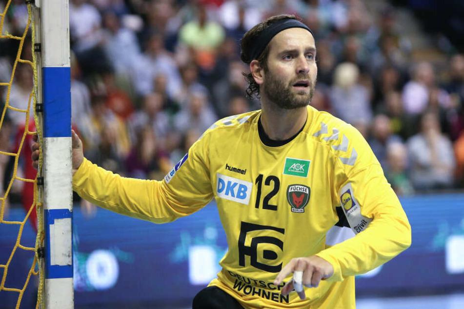 Silvio Heinevetter konnte mit den Füchsen zweimal die Club-Weltmeisterschaft gewinnen.
