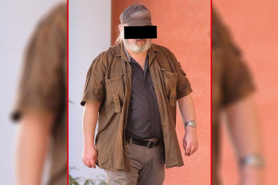 Zuletzt arbeitete Michael S. (51) aus Meißen als Privatdetektiv. Weil er Kinderpornos hortete, muss er nun in den Knast.