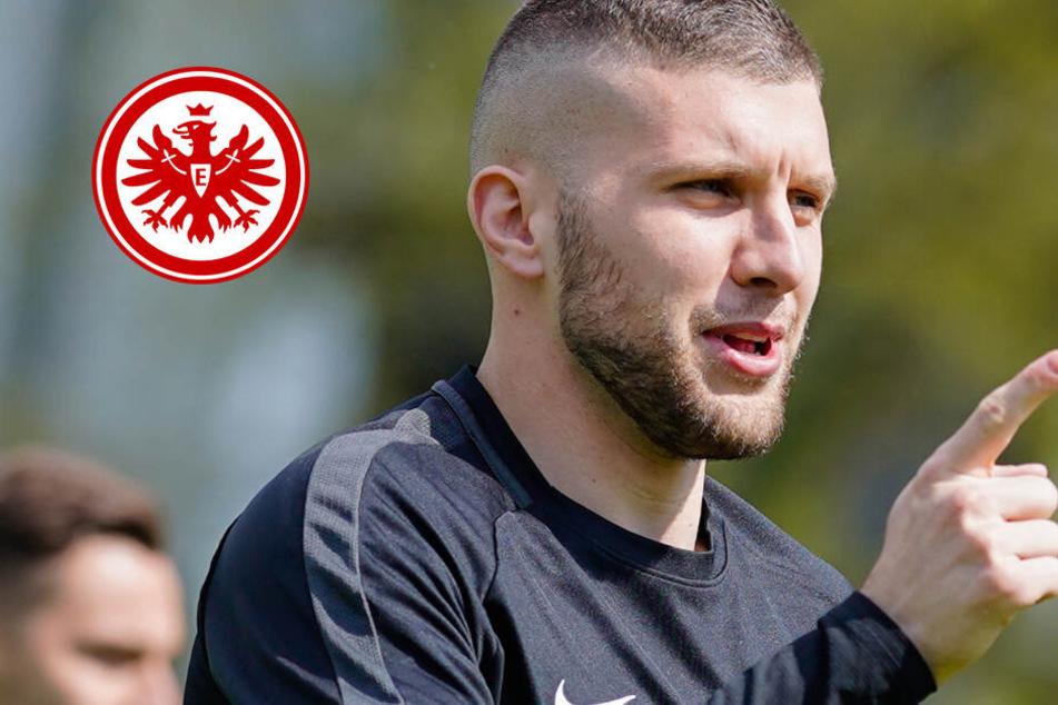 Milan-Fans stinksauer auf Ex-Eintracht-Büffel Rebic