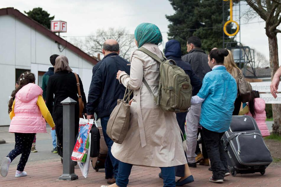 So viele Flüchtlinge kamen 2019 nach Norddeutschland