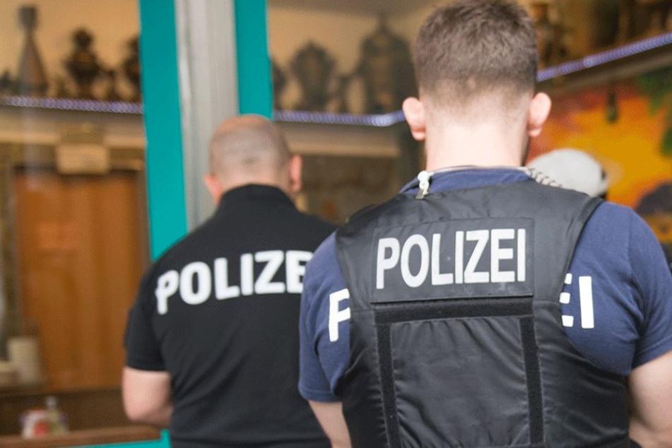 Die Polizei konnte die Täter noch nicht stellen (Symbolbild).