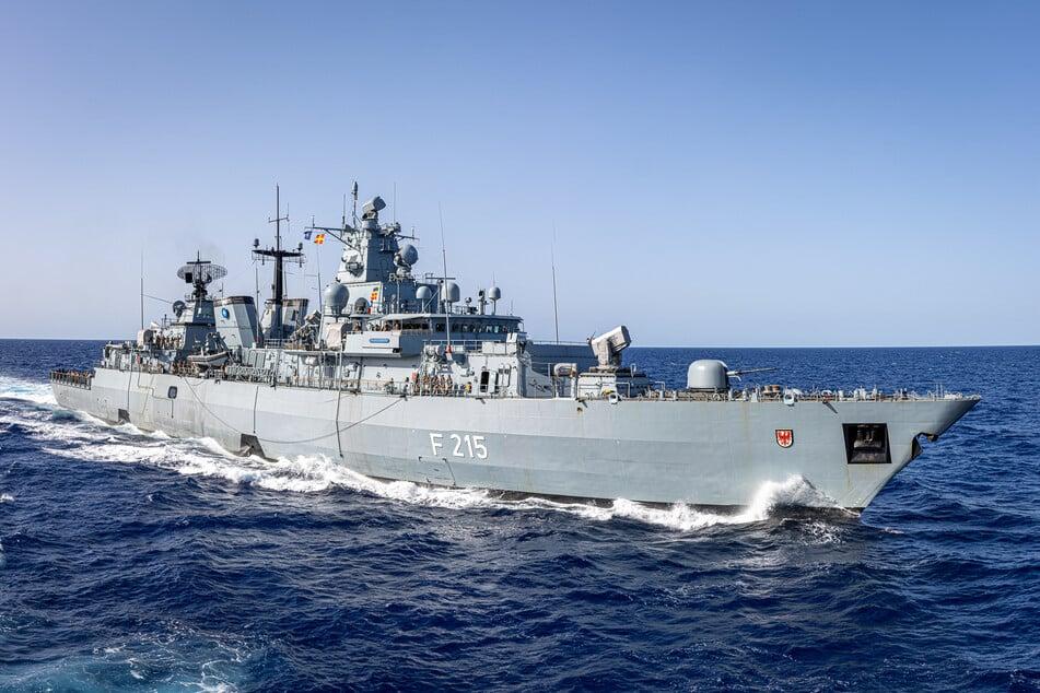 """Kriegsschiff """"Brandenburg"""" beendet NATO-Einsatz in der Ägäis"""