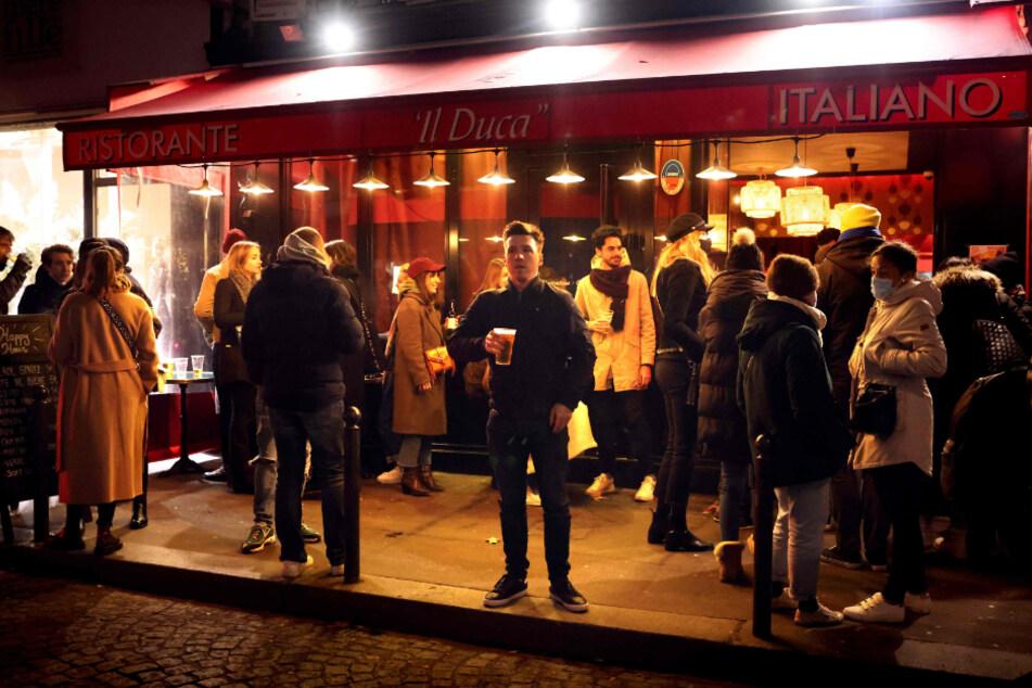 Coronavirus: Frankreich zieht nächtliche Ausgangssperre vor
