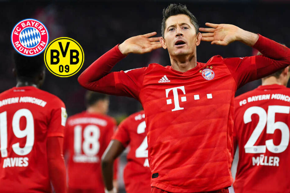 BVB geht beim FC Bayern München unter!