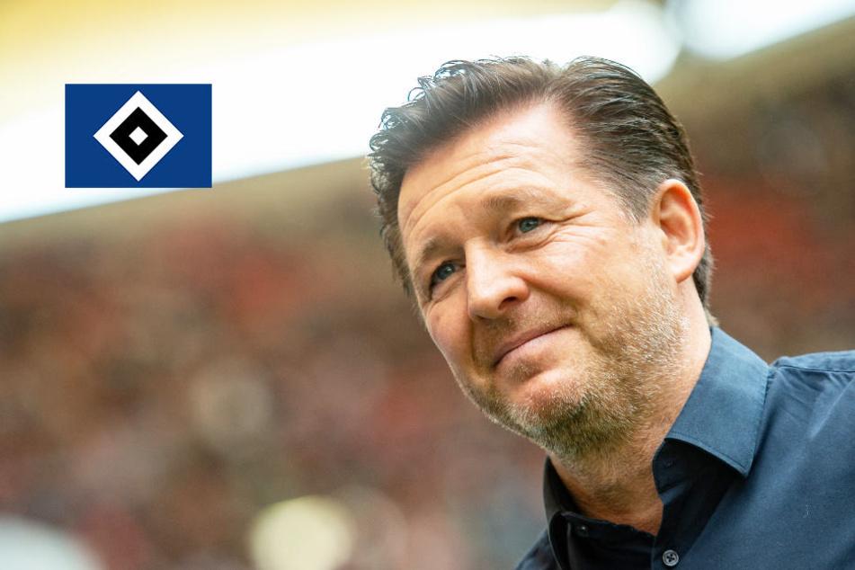 Christian Titz meldet sich nach HSV-Rauswurf mit erstaunlicher Botschaft