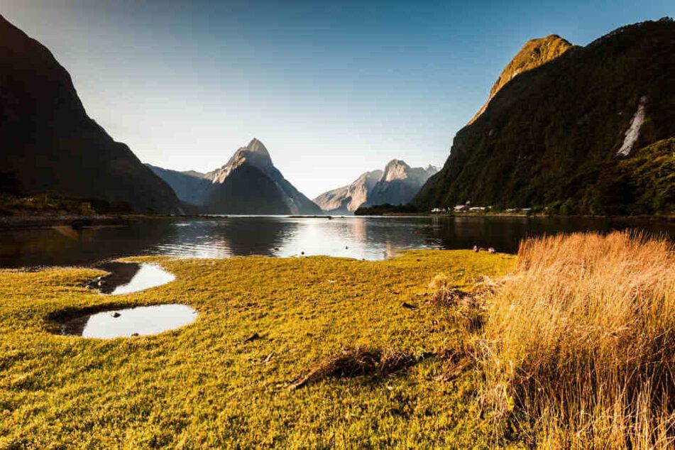 Berge, Seen, Weite: Für Wanderer und Outdoor-Fans ist Neuseeland ein Eldorado.