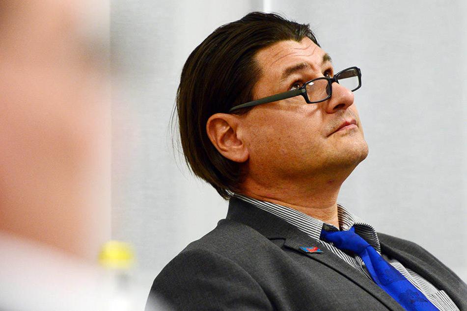 Mario Lehmann sorgte für einen Eklat.