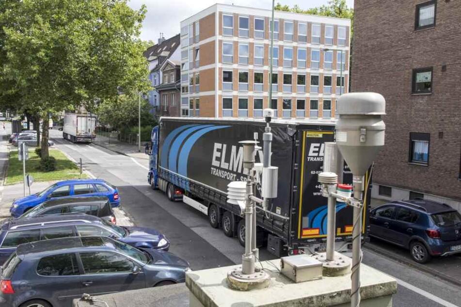 Kommen jetzt Fahrverbote für Diesel-Autos?