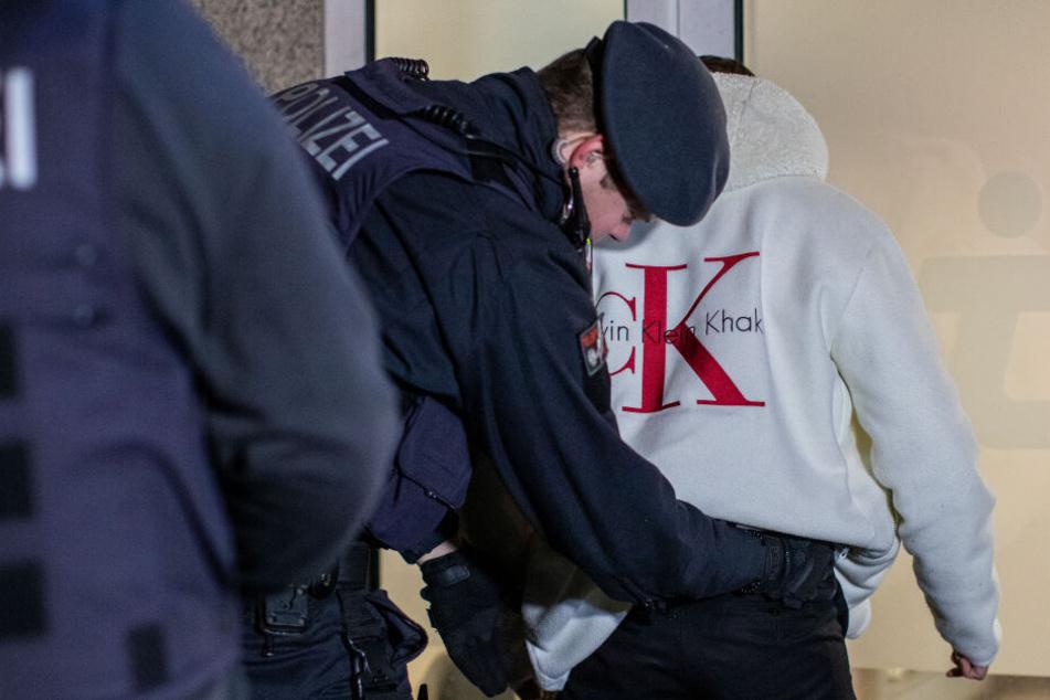 Festnahme bei Großrazzia gegen Clan-Kriminalität
