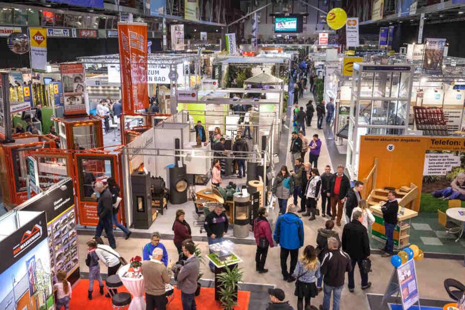 Chemnitz: Chemnitzer Baumesse nimmt nachhaltiges Bauen ins Visier