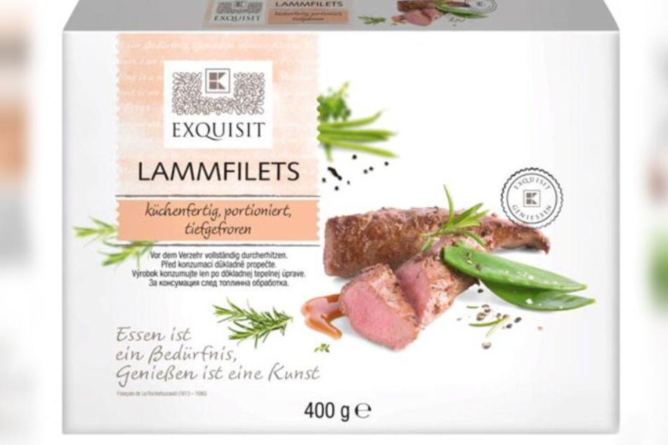 Lammfilet-Rückruf bei Kaufland: Diese Marke ist betroffen - Salmonellengefahr