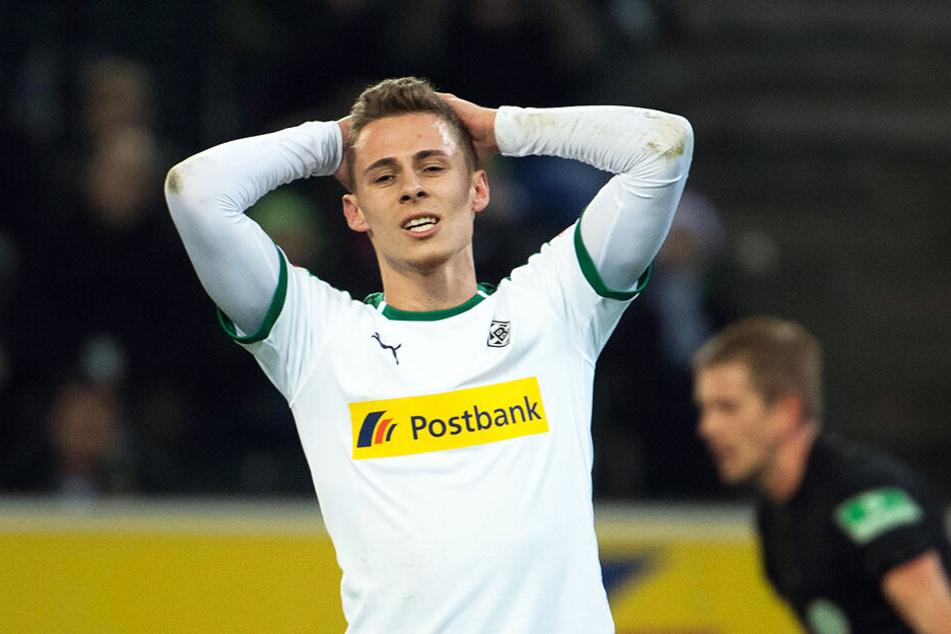 Thorgan Hazard wird Borussia Mönchengladbach fehlen. Er spielt in der kommenden Saison bei Borussia Dortmund.