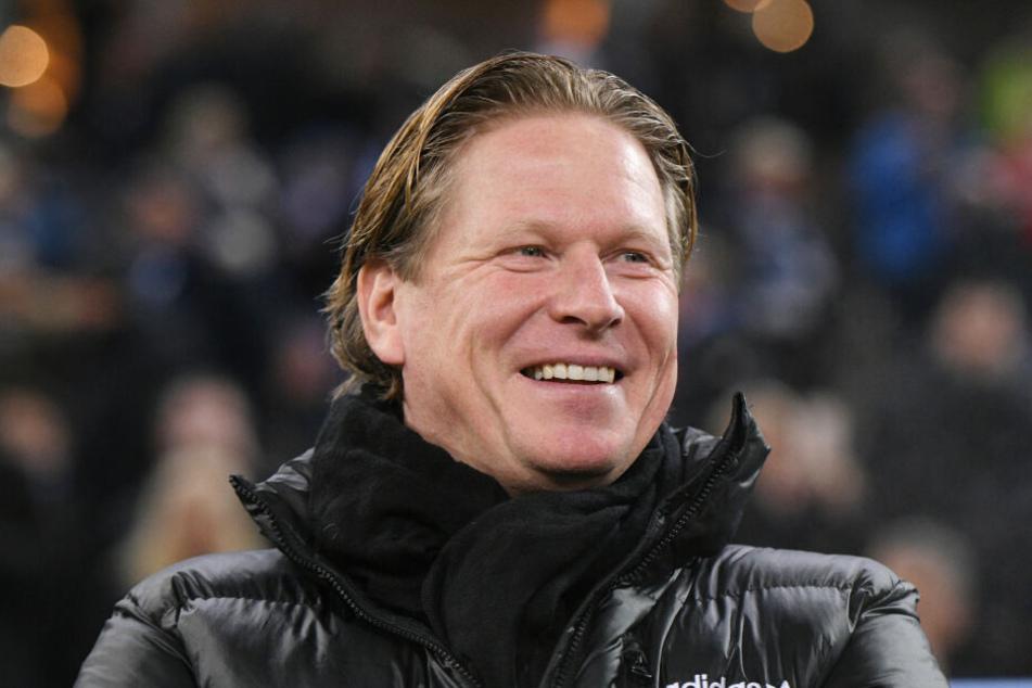 Laut Sky Sport News wird Markus Gisdol neuer Trainer beim 1. FC Köln.