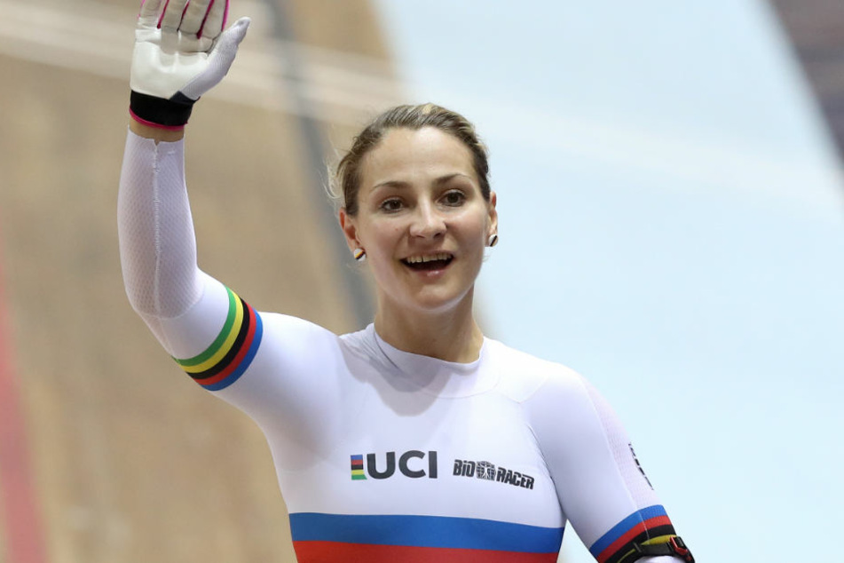 Kristina Vogel ist die dominierende deutsche Bahn-Radsportlerin und auch international gehört sie zur absoluten Weltspitze.
