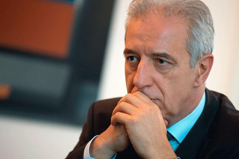 Sachsens Regierungschef Tillich tritt ab