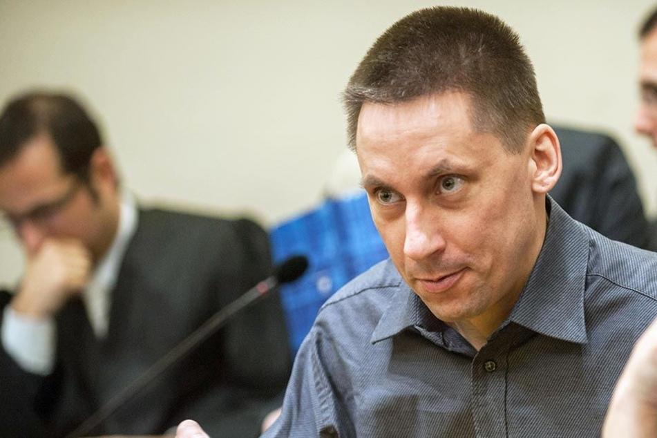 Auch Ralf Wohlleben steht in München vor Gericht.