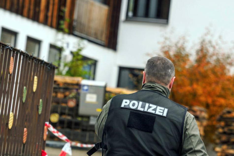 In Sachsen stehen Polizisten unter Verdacht, in Kontakt mit sogenannten Reichsbürgern zu stehen.