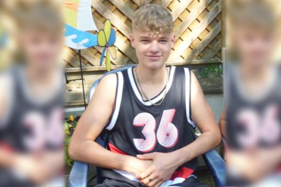 Das Foto zeigt den vermissten 15-Jährigen aus Würzburg-Grobmühl.