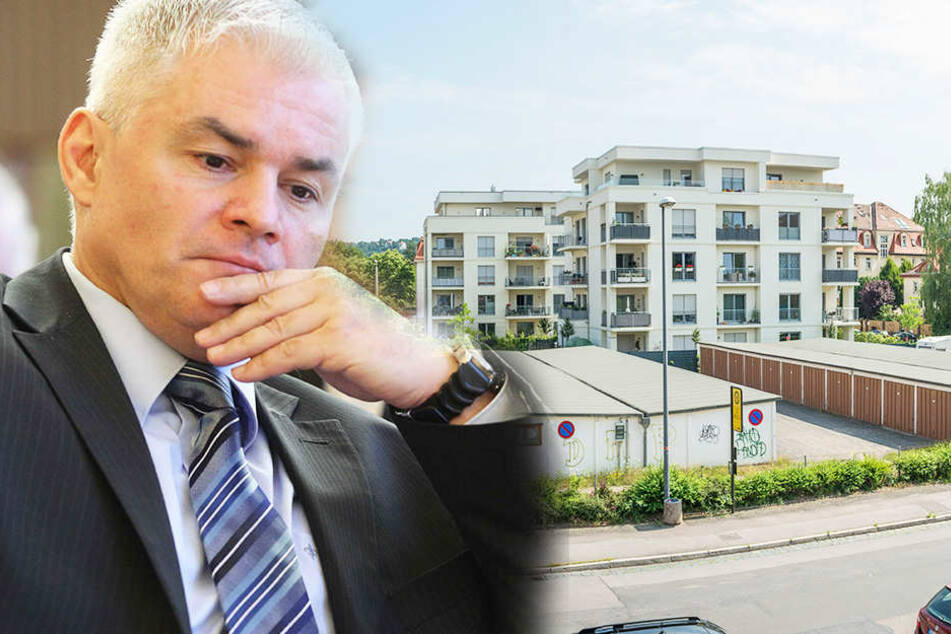 Garagengemeinschaft soll für Abriss blechen: Stadtrat entsetzt und ...