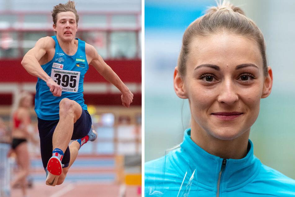 Chemnitz: Top-Athleten Max Heß & Kristin Gierisch verpassen Leichtathletik-WM in Doha / Katar