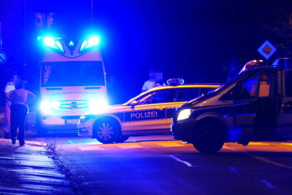 """Bahnhofsstraße gesperrt! Mann """"spaziert"""" mit Messer durch die Gegend"""