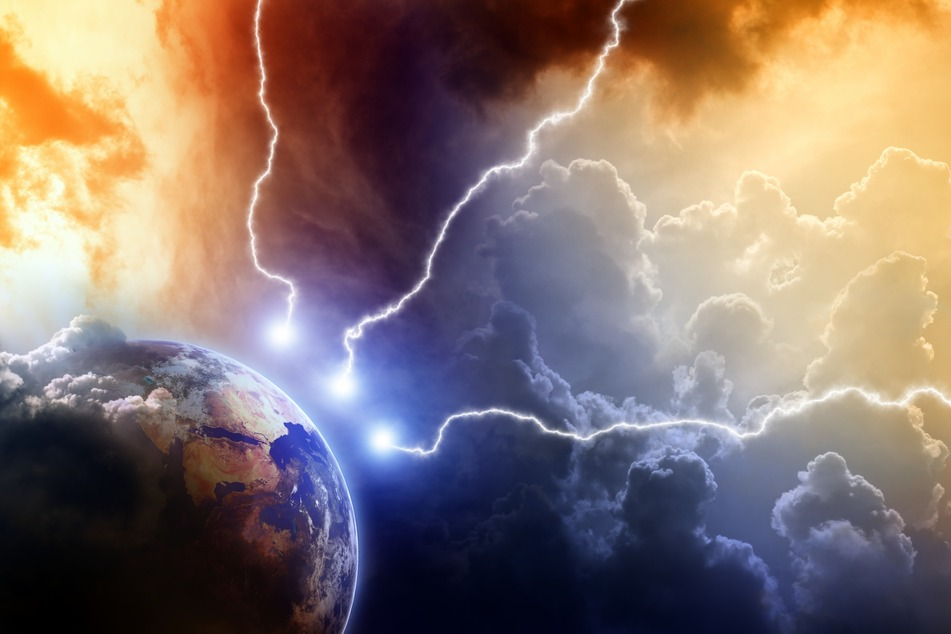 Der Erde steht ein turbulentes Jahr bevor.