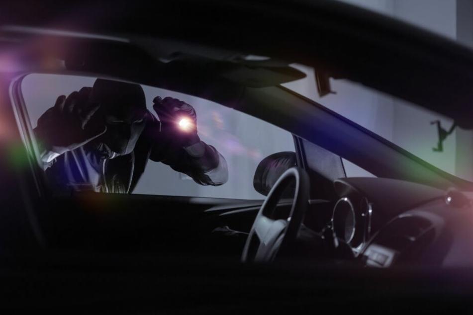 Die Täter sollen unter anderen für hochwertige Autos gestohlen haben. (Symbolbild)