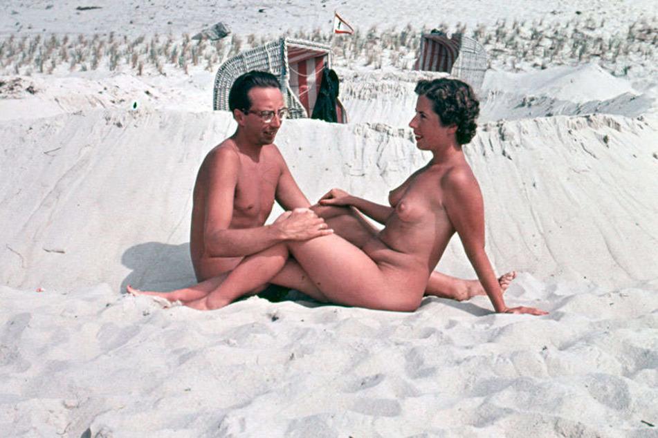 Dank FKK-Kultur können die Ossis offener mit Sex umgehen.