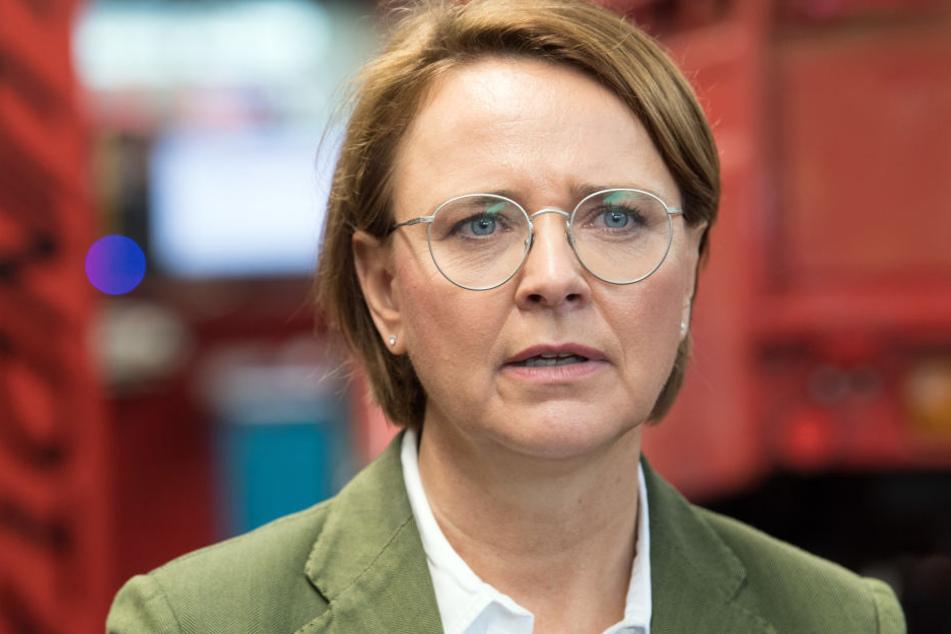 Anett-Widmann-Mauz (52. CDU) will die Integration durch Bildung stärken.