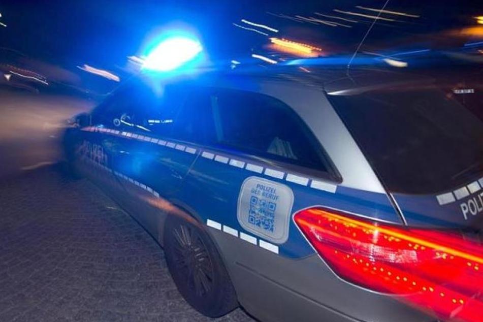Nach rund 50 Kilometern konnte die Polizei den Mann schließlich stoppen. (Symbolbild)