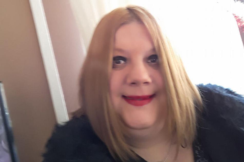 So sah Karina Dunford (35) vor einigen Jahren aus.