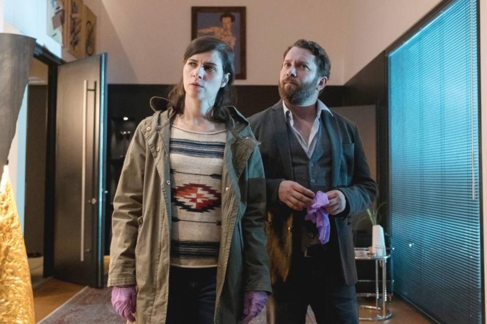 Kira Dorn (Nora Tschirner, 36) und ihr Lessing (Christian Ulmen, 42) ermitteln im Puff.
