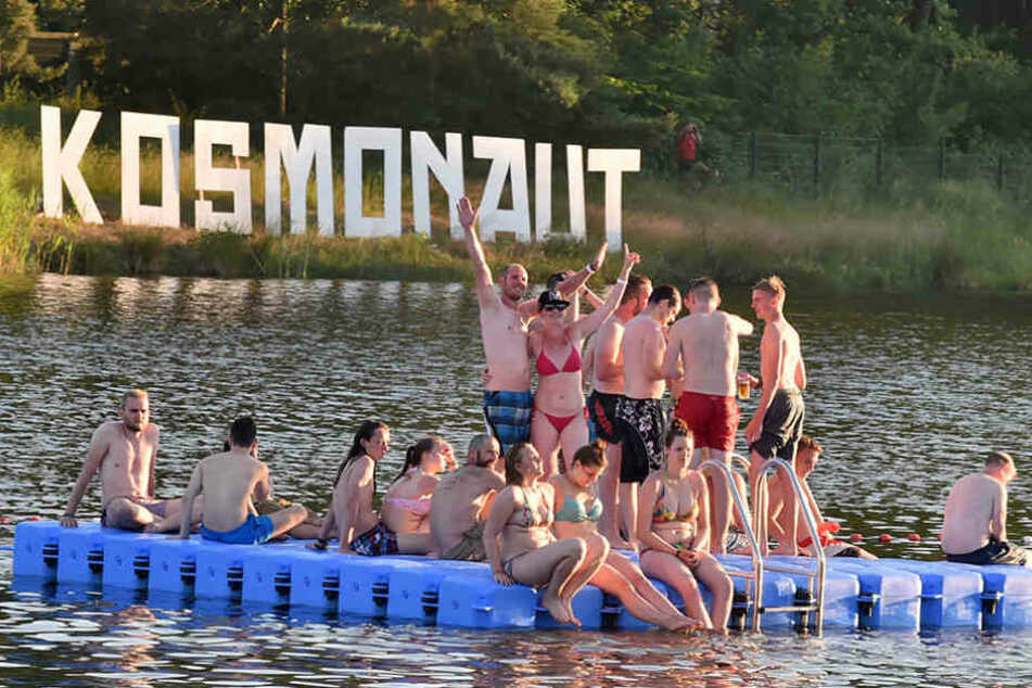 Wann wird's mal wieder richtig Sommer? Damit endlich wieder Festival-Zeit ist.