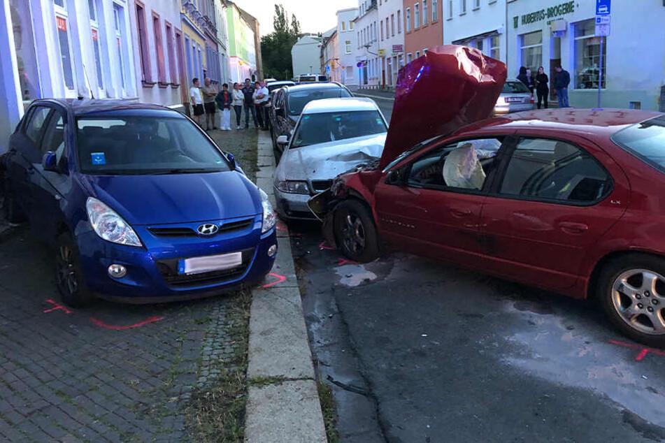 Bei dem Unfall entstand ein Schaden von 35.000 Euro.