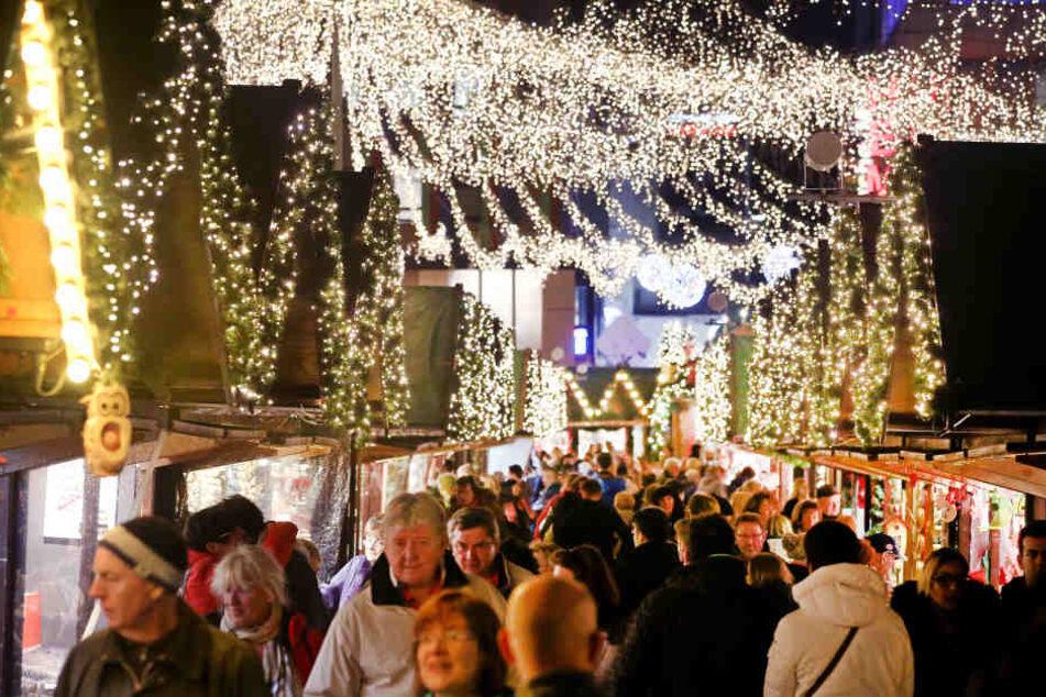 Weihnachtsmärkte beginnen in den kommenden Tagen in zahlreichen Städten.