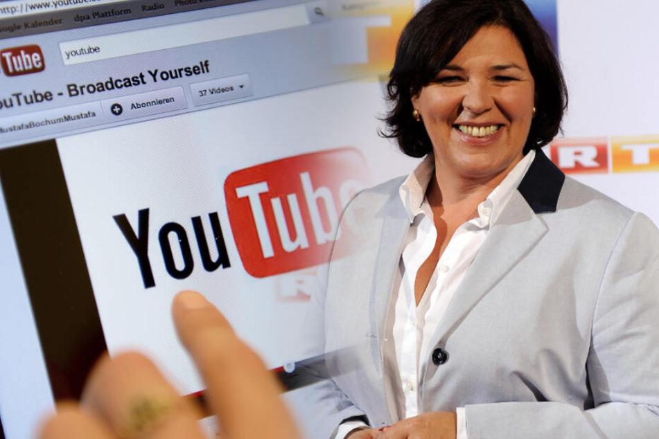 Schminktipps von Vera Int-Veen (51)? Moderatorin will YouTube-Star werden