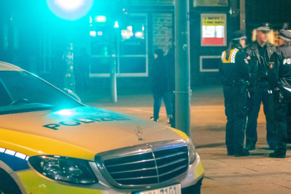 Die Polzeibeamten konnten einen Tatverdächtigen stellen. (Symbolbild)