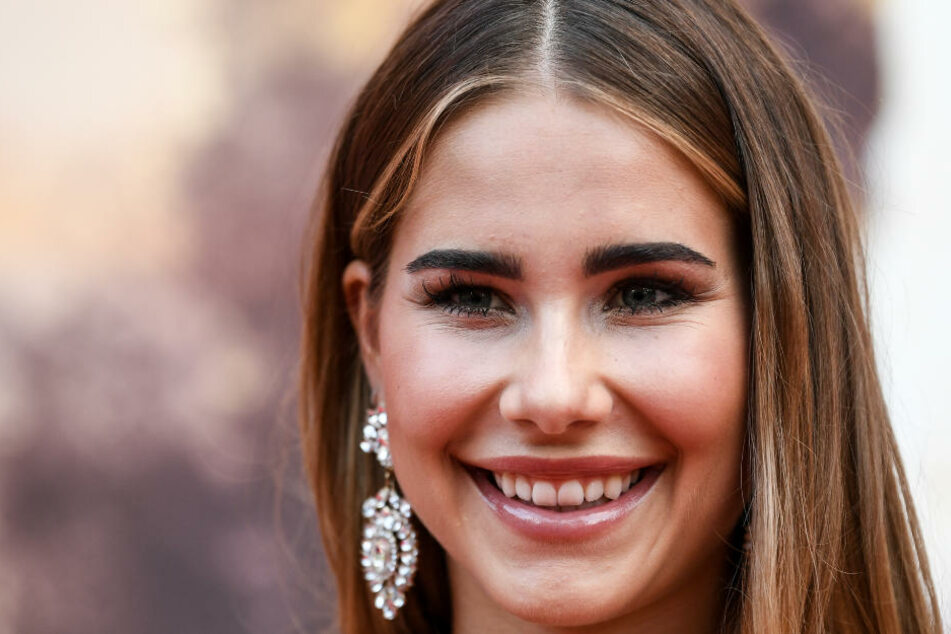 Gegen 21 Konkurrenten setzte sich Anahita Rehbein bei der Miss Germany Wahl durch.