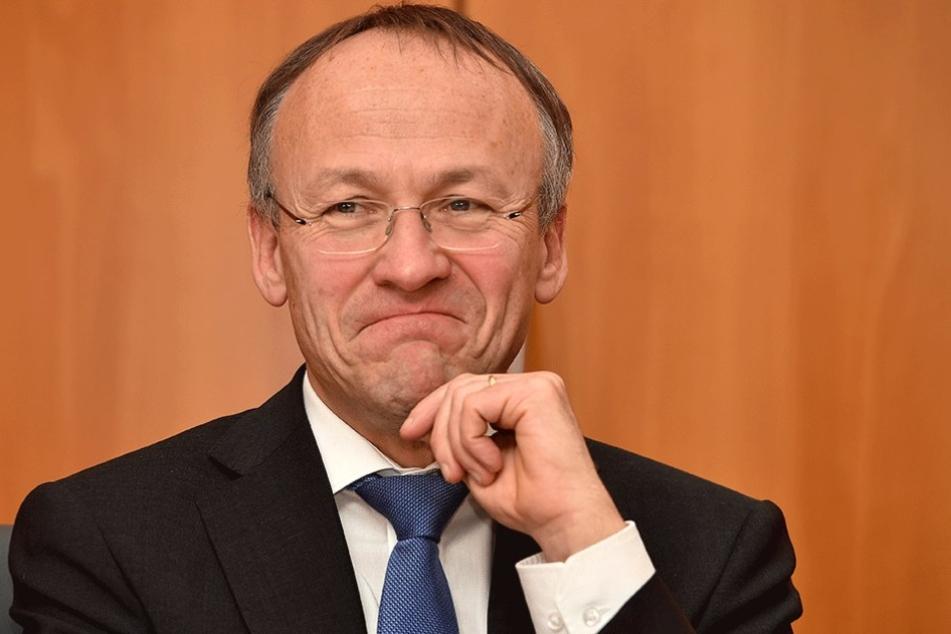 Peter Lames ist Dresdens neuer Finanzbürgermeister.