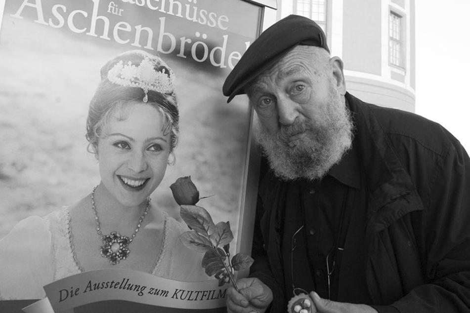 Schauspieler Rolf Hoppe verstarb kurz vor seinem 88. Geburtstag.