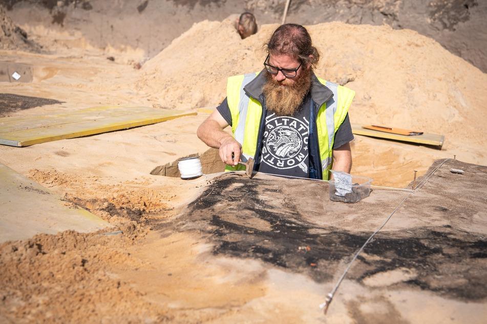 Archäologen machen irren Fund unter Bremen, doch jetzt bleibt nur noch wenig Zeit