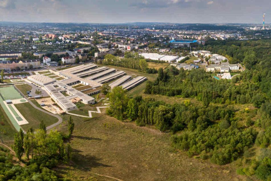 An der Planitzwiese entsteht bis zum Schuljahr 2023/24 eine Ganztagsschule. Knapp 14 Millionen Euro werden dafür investiert.