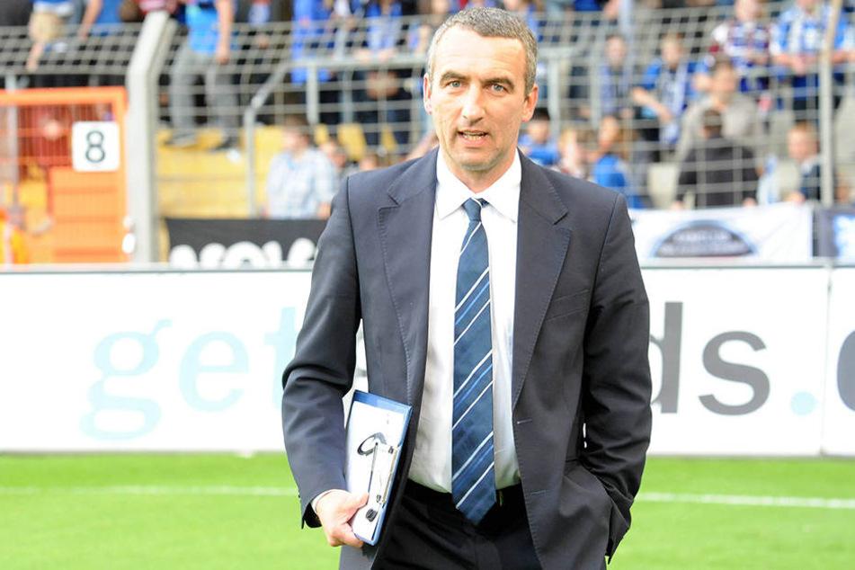 Marcus Uhlig geht jetzt für den Wuppertaler SV auf die Suche nach neuen Sponsoren.